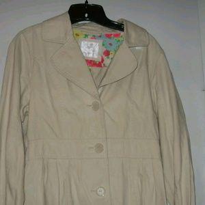 EUC Girls Justice Rain Coat